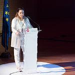 Laura Sánchez, presidenta regional de AJE en Castilla-La Mancha