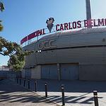 Estacio Carlos Belmonte. Foto: Manuel Lozano Garcia / La Cerca