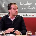 Antonio Martínez Iniesta, académico de la Academia de Gastronomía de C-LM. Foto: Manuel Lozano Garcia / La Cerca
