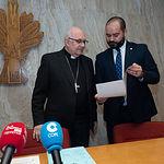 Presentación del Sello conmemorativo de la Semana Santa de Albacete