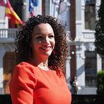María Luisa Vilches Ruiz, candidata al Congreso de los Diputados del PSOE por la provincia de Albacete.