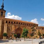Iglesia parroquial de Santiago el Mayor, en Torrenueva (Ciudad Real).