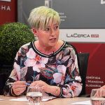 Mª Victoria García López, Secretaria de la Junta Directiva Asociación de Vecinos Barrio Llanos del Águila