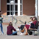 Alumnas de la UCLM