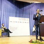 El cabeza de lista a las Cortes de C-LM ha reivindicado la importancia de la próxima cita electoral en un Acto Público en Cenizate en el que ha estado acompañado por José Bono