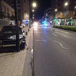 Accidentes cubiertos por Policía Local Albacete.