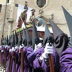 Semana Santa Cuenca - Nuestra Señora de las Angustias.
