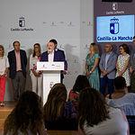 Pedro Antonio Ruiz Santos, delegado provincial de la JCCM en Albacete. Foto: La Cerca - Manuel Lozano Garcia
