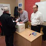 Votación a la secretaría general de la Agrupación Local del PSOE Albacete