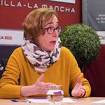 Amparo Villar del Saz, vocal de la FAVA.