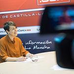 María Teresa Arévalo, diputada nacional de Unidos Podemos al Congreso por Albacete.