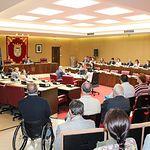 Primera sesión del Debate sobre el Estado del Municipio (5-6-2018)