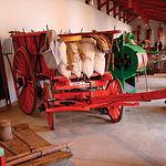 El Museo del Carro y Aperos de Labranza de Tomelloso alberga lo más representativo y típico de las tareas agrícolas.