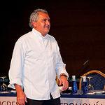 El pastelero alicantino Paco Torreblanca fue una de las figuras más esperadas en el I Congreso de Gastronomía de C-LM.