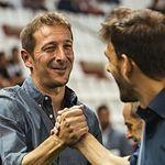 Ramis, entrenador del Albacete Balompié.