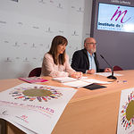 Presentación de las actividades de la JCCM en el Día de la Mujer