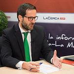 Antonio Hugo Ramírez, subdirector general de Banca de Empresas de Castilla-La Mancha Este.