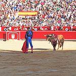 Castella - Su primer toro- 4 - 10-09-16