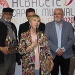 Inauguración Exposición 'Los cuchilleros de cinto' - Feria de Albacete 2018.
