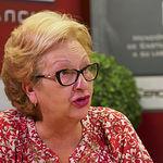 María Massó, vocal de la Asociación de Vecinos del barrio de la Pajarita