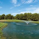 """El campo de golf """"Las Pinaillas"""" se encuentra en un entorno idílico, con un recorrido muy exigente."""