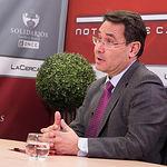 Rodolfo Bernabéu, director de la Escuela Técnica Superior de Ingenieros Agrónomos y de Montes en Albacete