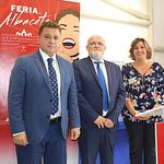 Presentación de la Feria de Albacete en Madrid