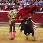 Fotos Feria Taurina - 14-09-18 - Ginés Marín - Segundo toro