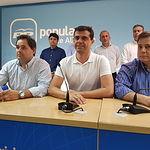 Dimite Javier Cuenca como Alcalde de Albacete