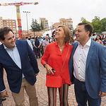 María Dolores Cospedal en la Feria de Albacete 2017