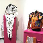 Exposición 'Pasado, Presente y Futuro. El arte y la cultura en el vestido de luces' de Justo Algaba.