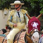 Cuadra de Caballos El Pimpi - Corrida ASPRONA- 16-06-18. Foto: Marc Descalzo.