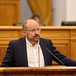 Alejandro Ruiz, presidente del Grupo Parlamentario de Ciudadanos.