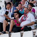 Partido del Albacete Balompié contra el Granada CF de la Liga 123 celebrado el lunes 20 de mayo de 2019. Foto: Manuel Lozano García / La Cerca