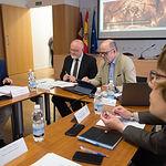 Reunión del Subcomité Territorial de Participación de la Inversión Territorial Integrada (ITI)
