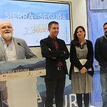 Presentación Sierra del Segura en Madrid.