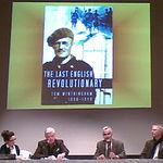 Momento de la presentación del libro.