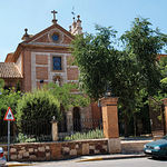 Iglesia Convento de los Trinitarios en Valdepeñas (Ciudad Real).