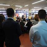 Desayuno informativo del delegado de la JCCM en Albacete, Pedro Antonio Ruiz Santos. Foto: Manuel Lozano Garcia / La Cerca