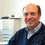 Alfonso Calera, profesor de la Universidad de Castilla-La Mancha, uno de los coordinadores del proyecto SIRIUS.