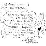 Viñeta de Valeriano Belmonte