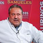 El cocinero manchego Manuel de la Osa, uno de los grandes Chefs del panorama nacional, estuvo en el Congreso.