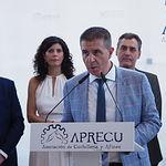 Inauguración del Salón Regional de la Cuchillería en el Recinto Ferial de Albacete. Foto: La Cerca - Manuel Lozano Garcia
