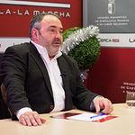 Carlos Pedrosa, secretario regional de UGT en Castilla-La Mancha