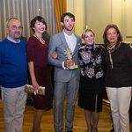 Albacete reconoce al bailarín Esteban Berlanga y a la Asociación de Amigos del Museo del Niño en el Día de la Ciudad