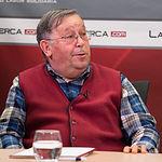 Alberto Sainz, miembro del Grupo Magisterio de Manchegas y de la Federación de Cama Elástica