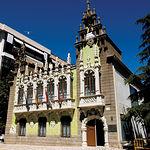 Casa de Hortelano, sede del actual Museo de la Cuchillería de Albacete.