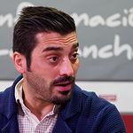 Antón Cortés. Foto: Manuel Lozano García / La Cerca