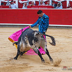 Talavante - Primer toro - Corrida 09-09-17