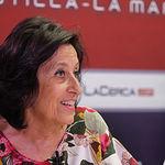 Ángela López González, secretaria general Hermandad de Donantes de Sangre de Albacete